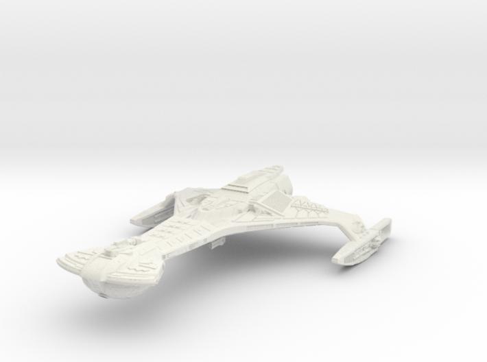 Klingon D43 BattleCruiser 3d printed