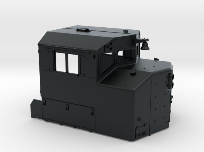 CB0018 GOT GP40-2L REBUILT 1/87.1 3d printed