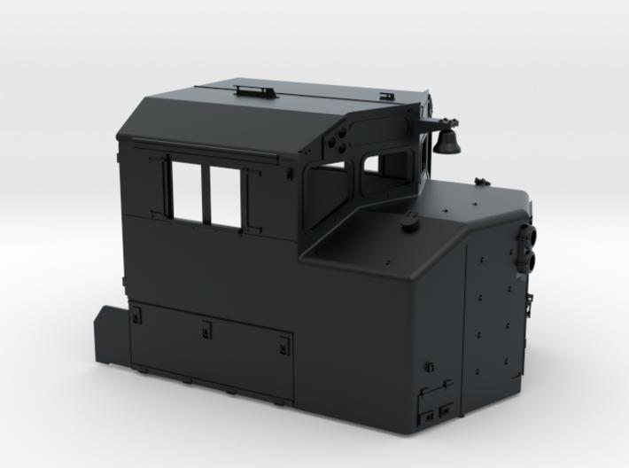"""CB0012 CN GP40-2LW REBUILT """"A"""" 1/87.1 3d printed"""