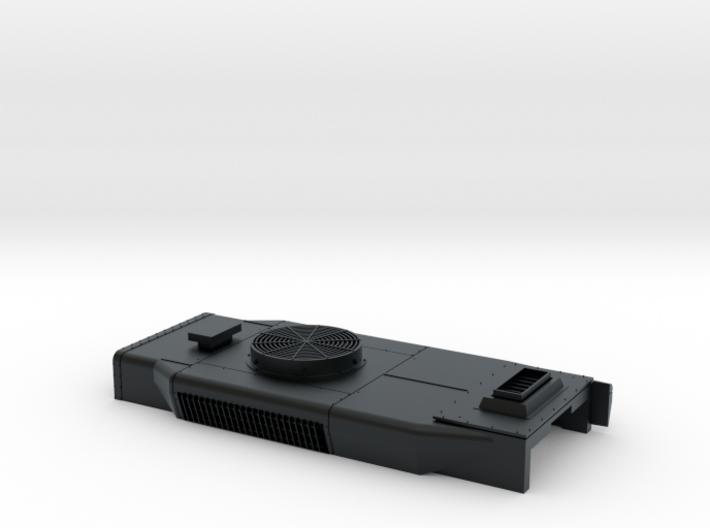 DB0027 GP39/40-2, DB, Std Stack, No Ext Doors 3d printed