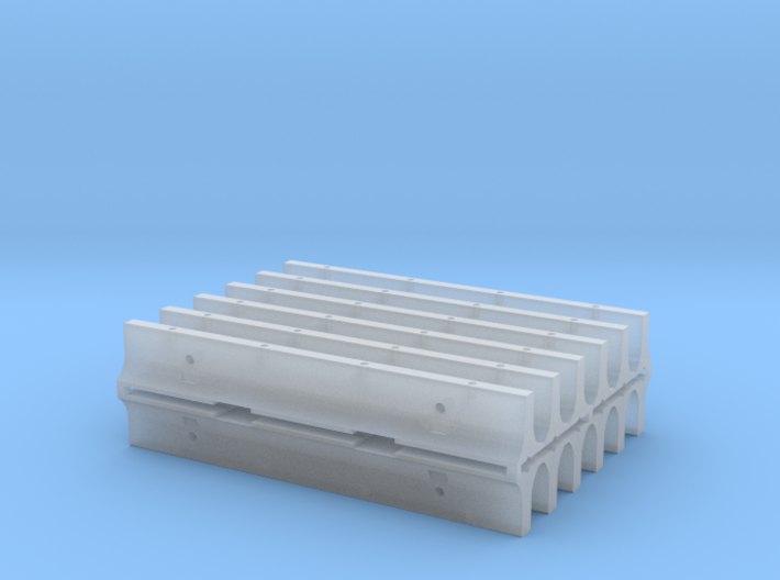 20' CalTrans Type K-Rail Concrete Barrier (12) (PF8EKABNN ...
