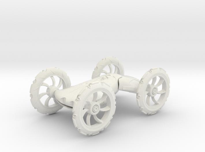 Lava Racer Snorks 3d printed