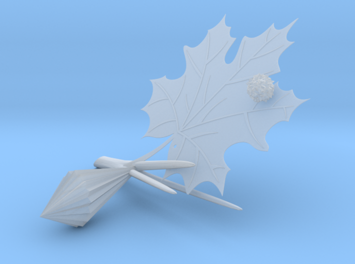 Life Of A Butterfly1 3d printed This is a render not a picture