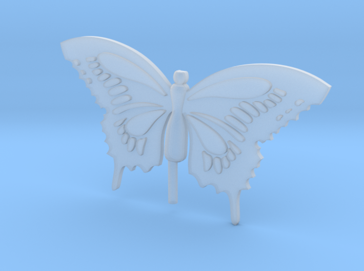 Life Of A Butterfly2 3d printed This is a render not a picture