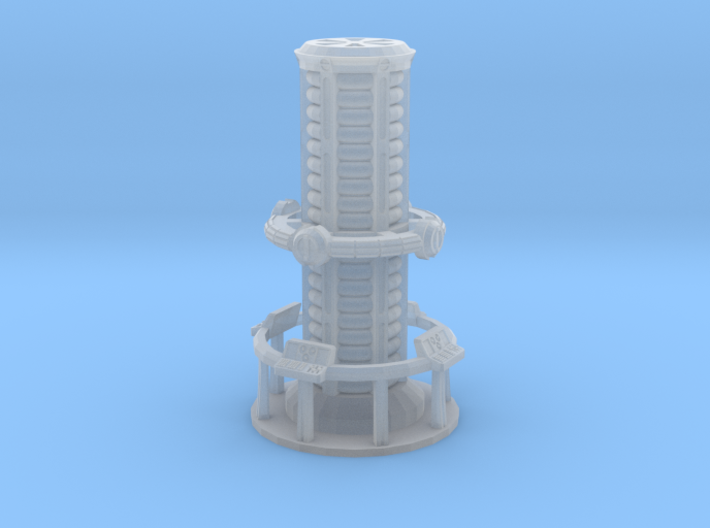 15mm Warp Core 3d printed
