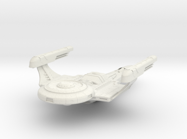 Norris Class Scout 3d printed