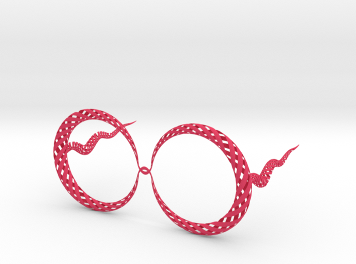 Eye wear 2 3d printed
