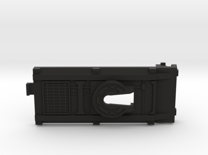 Cab Over Battery Cover 3d printed