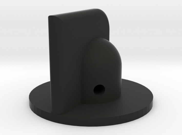 TACAN Selector 3d printed