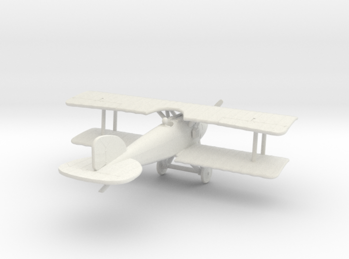 Albatros D.II (Early) 3d printed 1:144 Albatros D.II in WSF