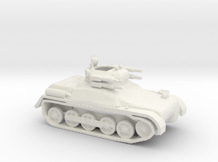 AALT Anti-Air Light Tank 3d printed