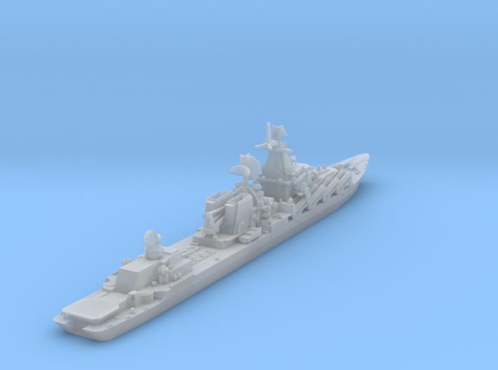 1/1250 Soviet Slava Missile Cruiser 3d printed