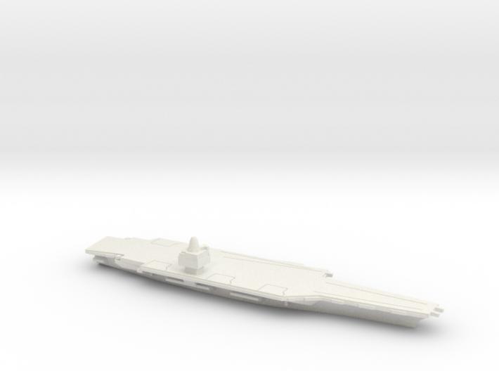 USS CVN-65 Enterprise (1962), 1/1400 3d printed