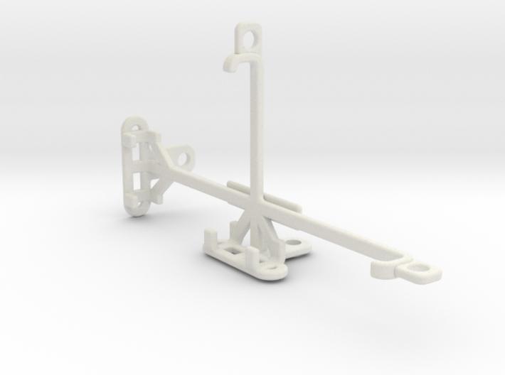 Sony Xperia XA1 tripod & stabilizer mount 3d printed