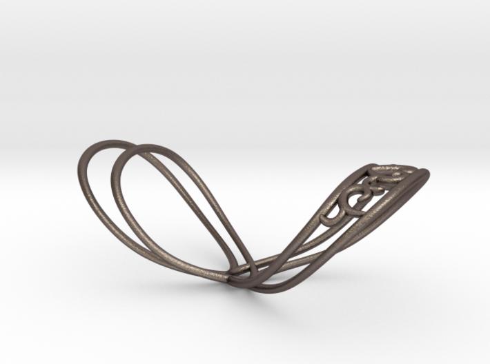 Splint - HE-heart 3d printed