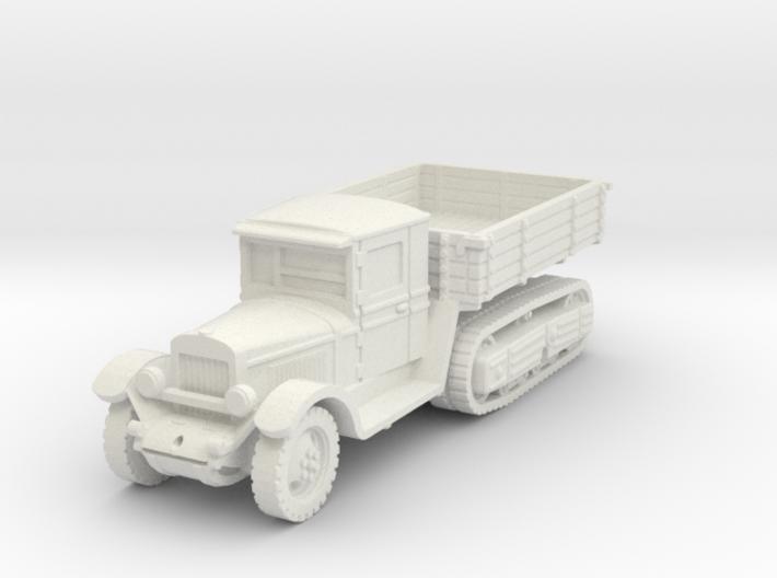 ZIS truck (Russia) 1/87 3d printed