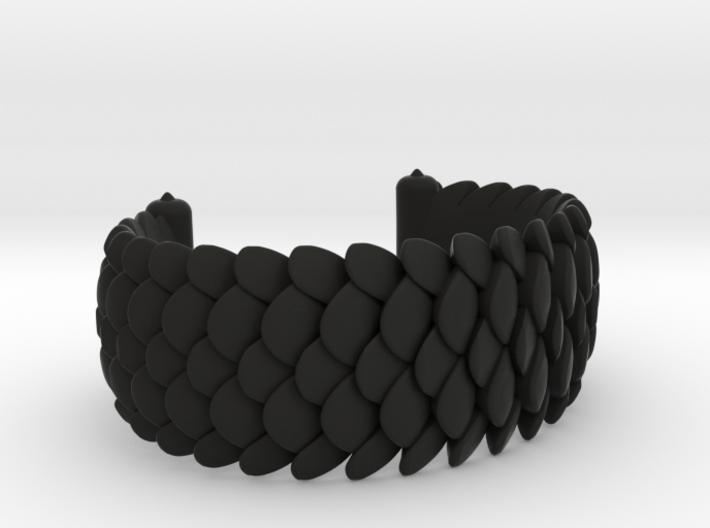 Scale 2016 Cuff Medium 3d printed