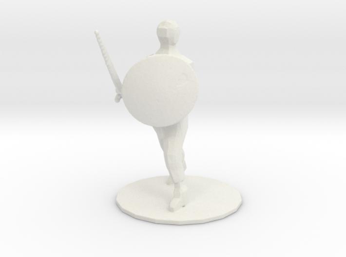 FuturGladiator 3d printed