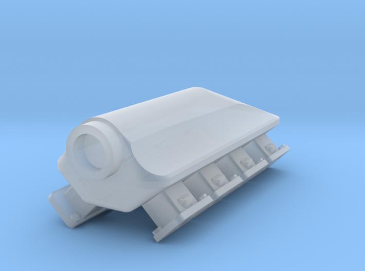 AJPE Hemi 1/18 Turbo Intake 5 3d printed