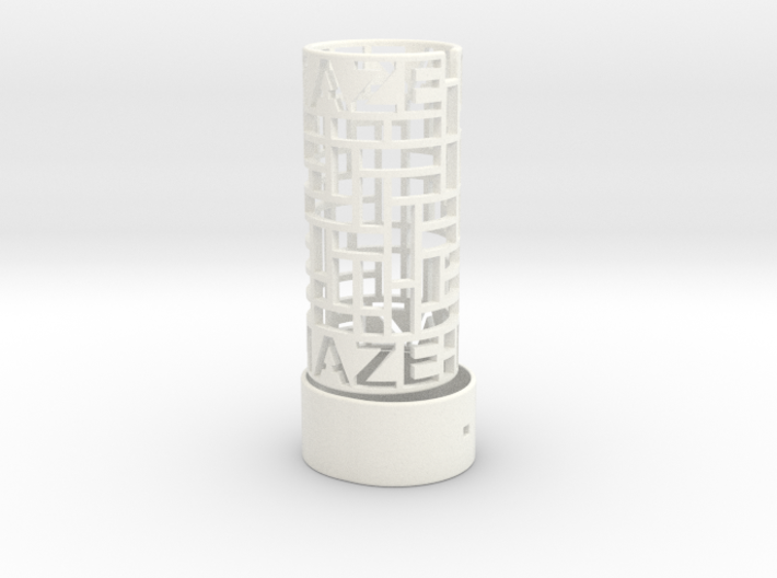Cooksey Maze 3d printed