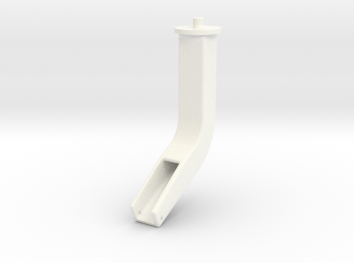 Hacker Rohr 3/3 3d printed