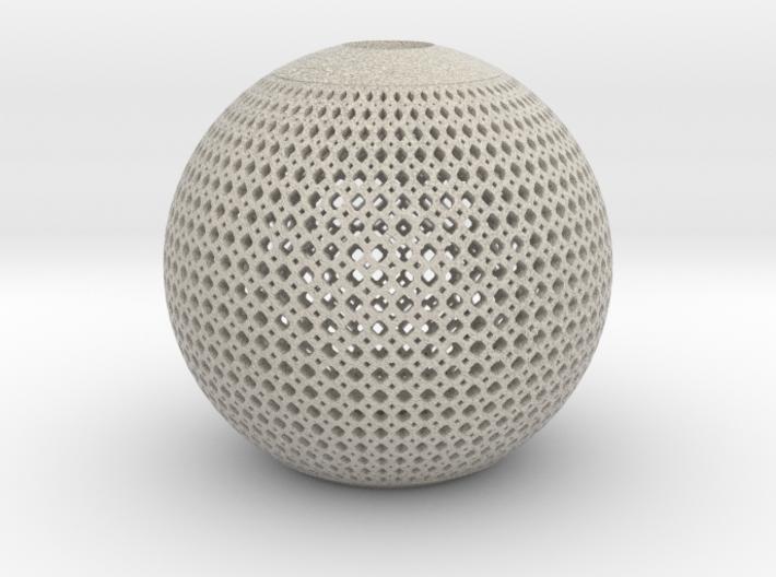 Lampshade Honeycomb 3d printed