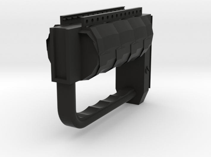 Sydex Foregrip 3d printed