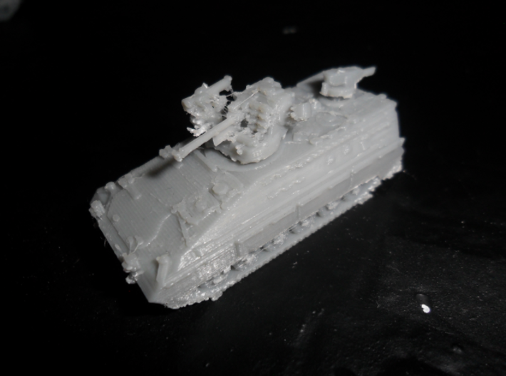 MG144-G07 Marder 1A1 3d printed Replicator 2 prototype