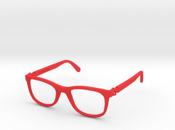 VirtualTryOn.fr Lunettes / Glasses : Low Paulie 3d printed