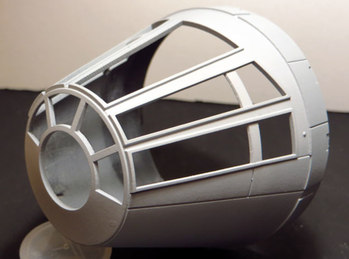YT1300 DEAGO CABIN CONE 3d printed Current product with a primer coat.