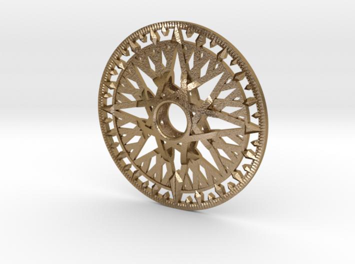 Archimedes Wheel - 20cm 3d printed