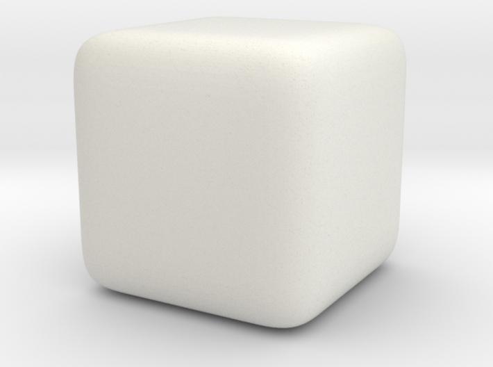 justCube 3d printed