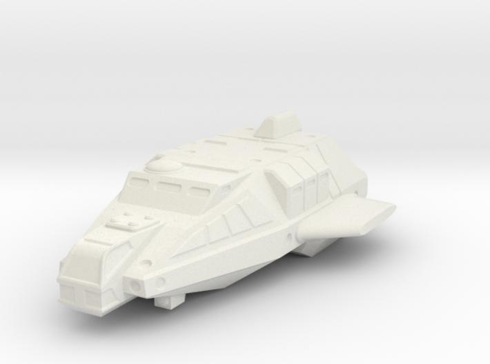 Passenger Shuttle, Flying 3d printed