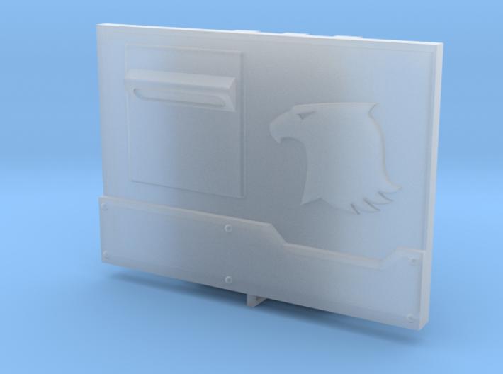 Eagle Metal Box set #1 3d printed