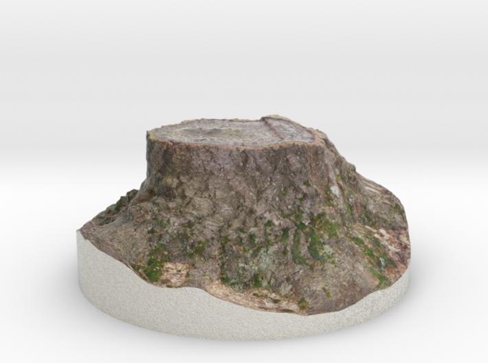 Tiny Tree Stump 3d printed