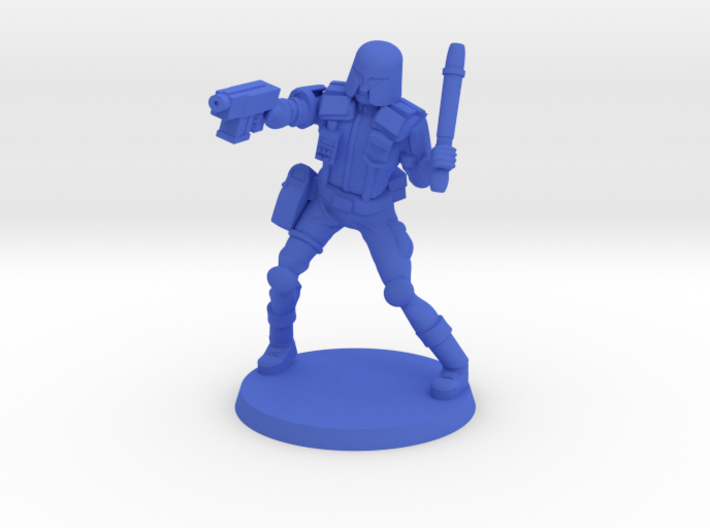 Colonial Provost 3d printed