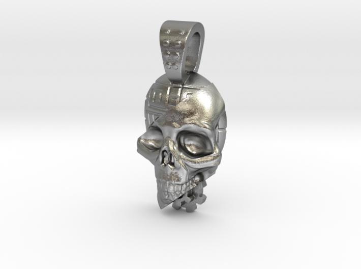 skull meca 3d printed