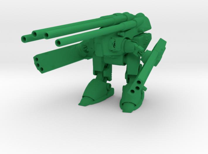 1/285 Space Battle Robot Custom 3d printed