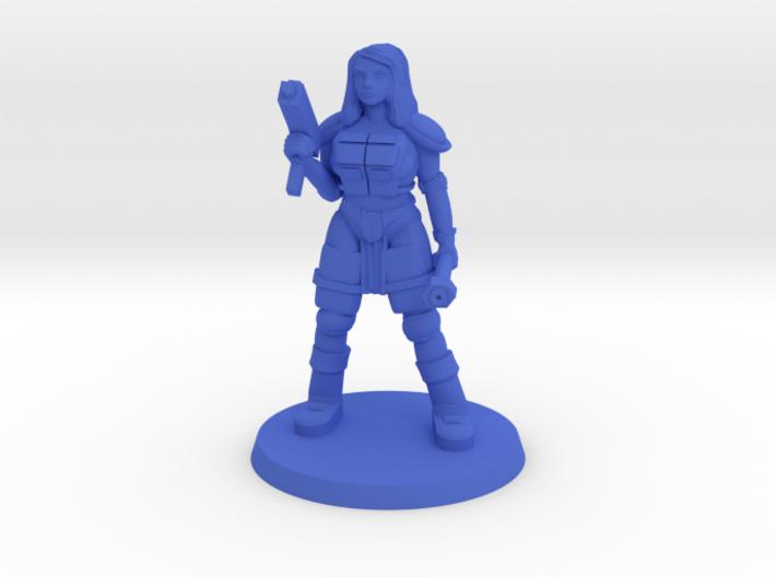 Raider Bree 3d printed