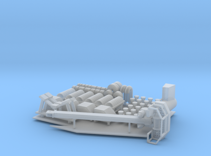 1/96 scale Juniper - Fitting Set #3 3d printed