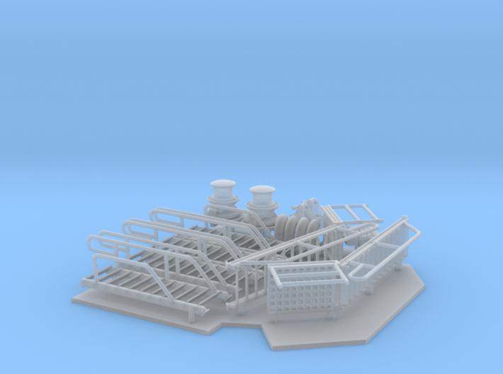 1/96 scale Juniper - Fitting Set #2 3d printed