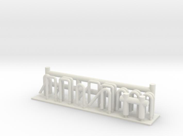 1/96 scale Juniper - Fitting Set #4 3d printed