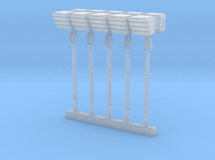 Mk2 - Demon Hammer (x5) 3d printed