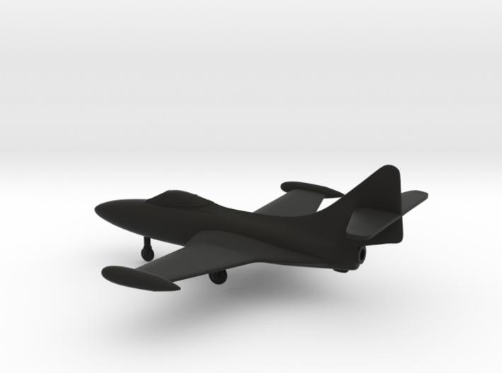 Grumman F9F-5 Panther 3d printed