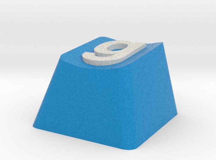 Garry's Mod Cherry MX Keycap 3d printed