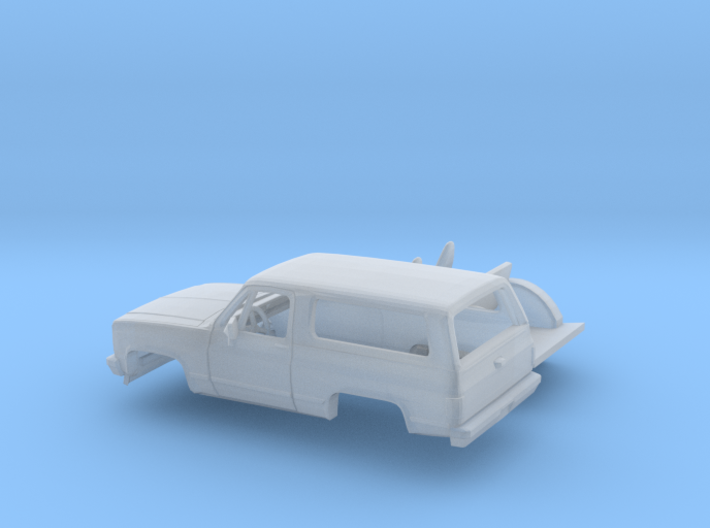 1/160 1980-88 Chevrolet Blazer Kit 3d printed