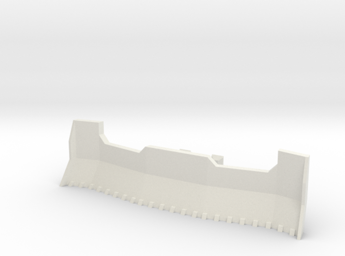 Imperial Army Tank Accessories Dozer No2 3d printed