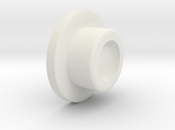 SwedishVaper SquonkER button 3d printed