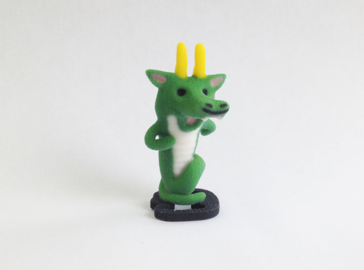 Guro Dragon 3d printed