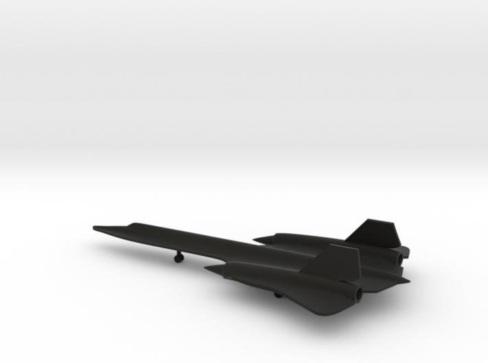Lockheed SR-71 Blackbird 3d printed